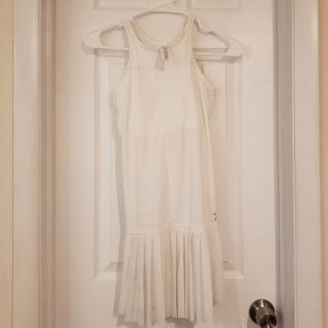 New Balance White Tennis Dress